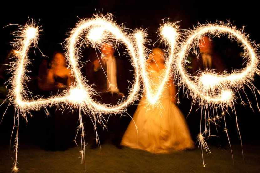 Sparks of Love!