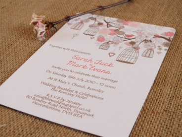 The Wedding Parcel - Little Tree Weddings