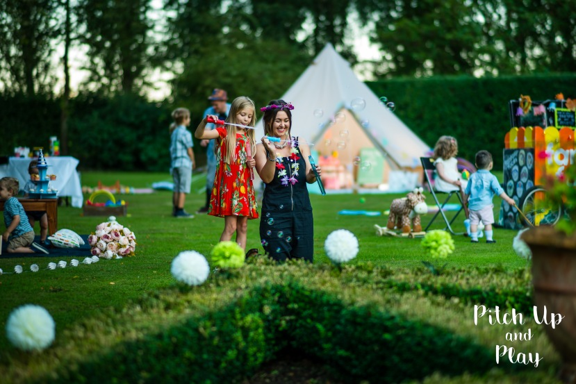 Pitch Up and Play | Wonderful Wedding Suppliers